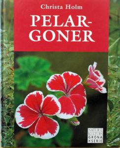 Christa Holm Pelargoner